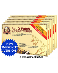 Act-Q-Patch (Six Packs)