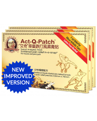 Act-Q-Patch (Triple Packs)